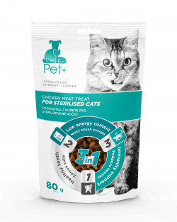 For Sterilized Cats